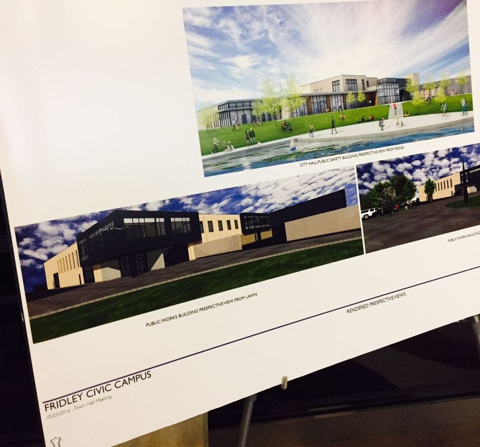 Fridley Citizens Support A New Civic Campus