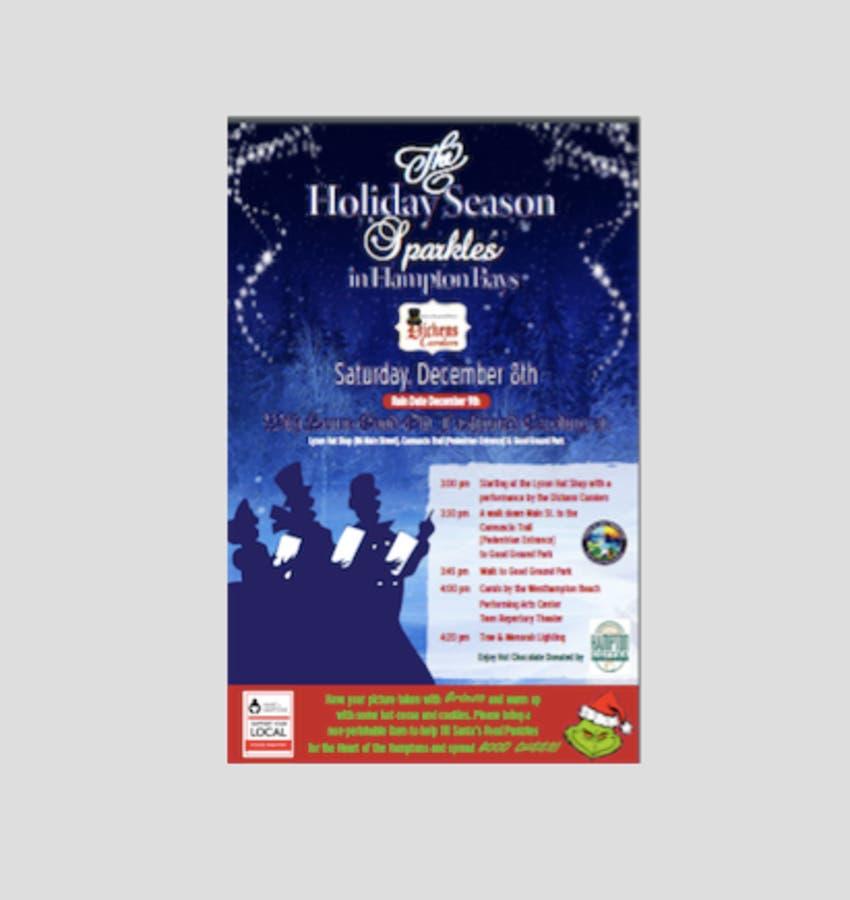 Town Hosts Holiday Magic In Hampton Bays | Southampton, NY Patch