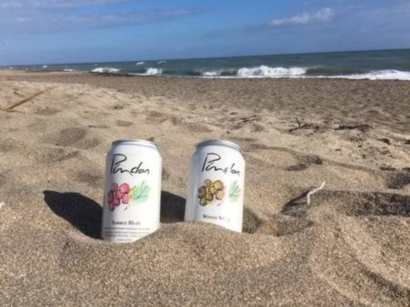 Pindar To Package Popular Wines In Cans