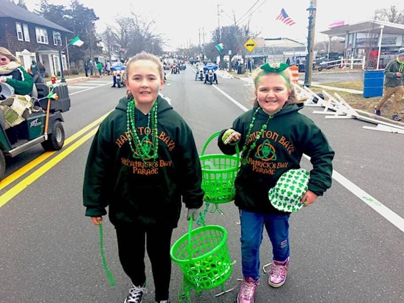 15th Annual Hamptons Bays St. Patricks Day Parade: Photos