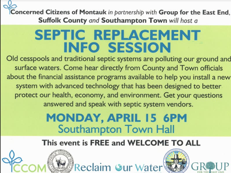 Financial Assistance Available To Replace Aging Septic