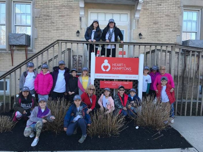 Hungry In The Hamptons: Kids Collect Food To Help Needy