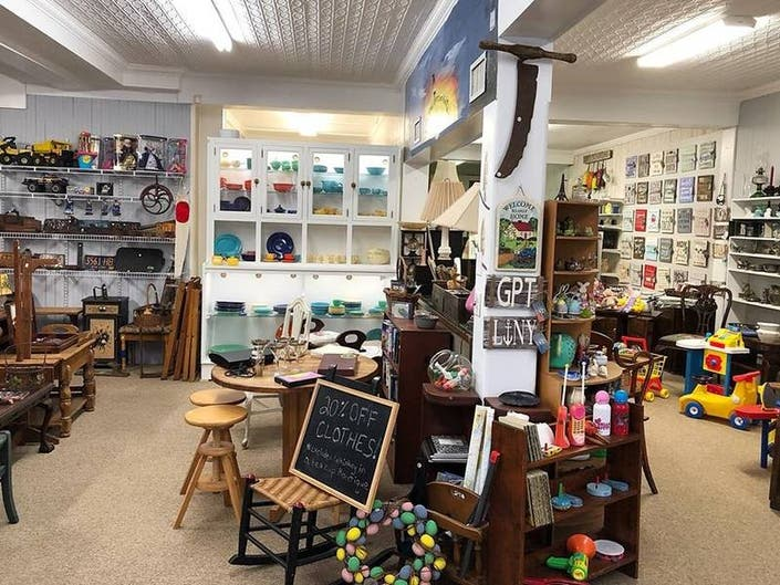 Thrift Shop Opens In New Greenport Location With New Name
