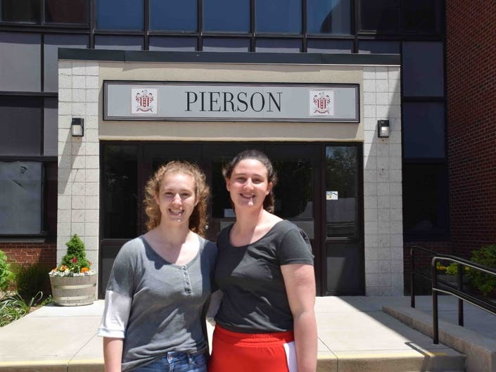 Val, Sal Named At Pierson High School