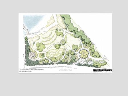 Sag Harbor Park Honoring John Steinbeck Planned
