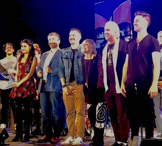 Pat Benatar, Neil Giraldos Romeo & Juliet Delights Rapt Crowd