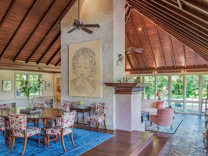 Wow House: Beautiful $14M Balinese-Style Estate In Bridgehampton