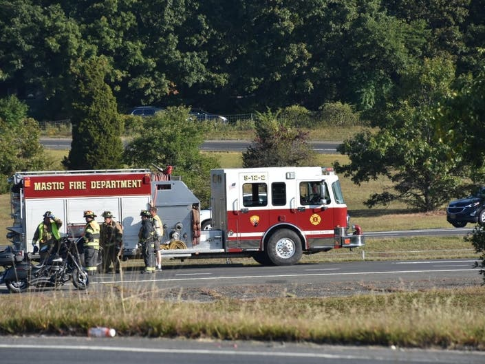 Motorcyclist Airlifted After Sunrise Highway Crash