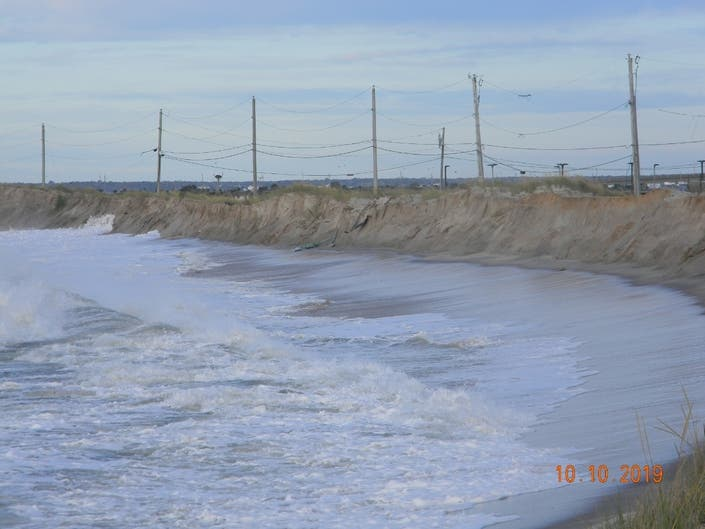 State Of Emergency Reissued For Storm-Socked Dune Road