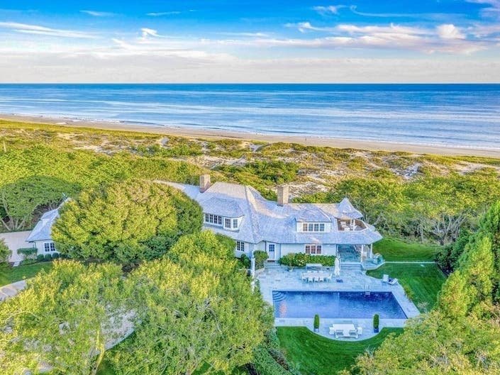 Priciest Home In East Hampton On Market For $55 Million