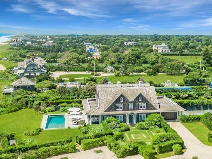 Most Expensive Home In Southampton On Market For $70M