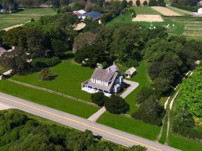 Iconic Hamptons Home Sells To Charlies Angels Producer: Report