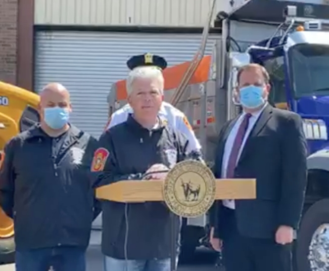 PSEG Vows To Wrap Up Power Restoration, Bellone Calls For Answers