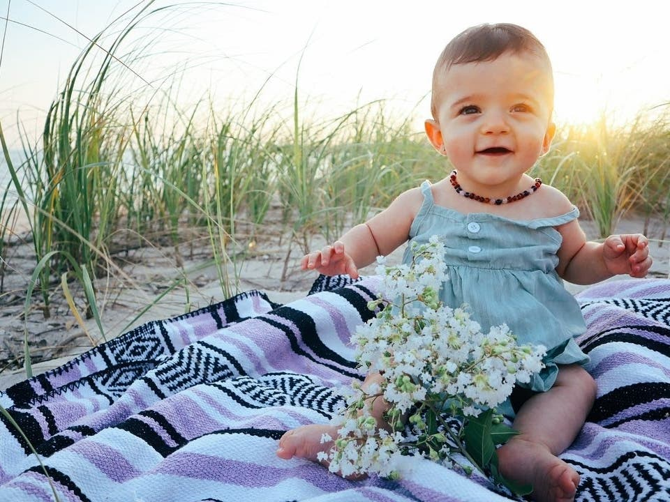 A baby born 12 weeks early captured hearts on the North Fork and now is celebrating her 1st birthday.