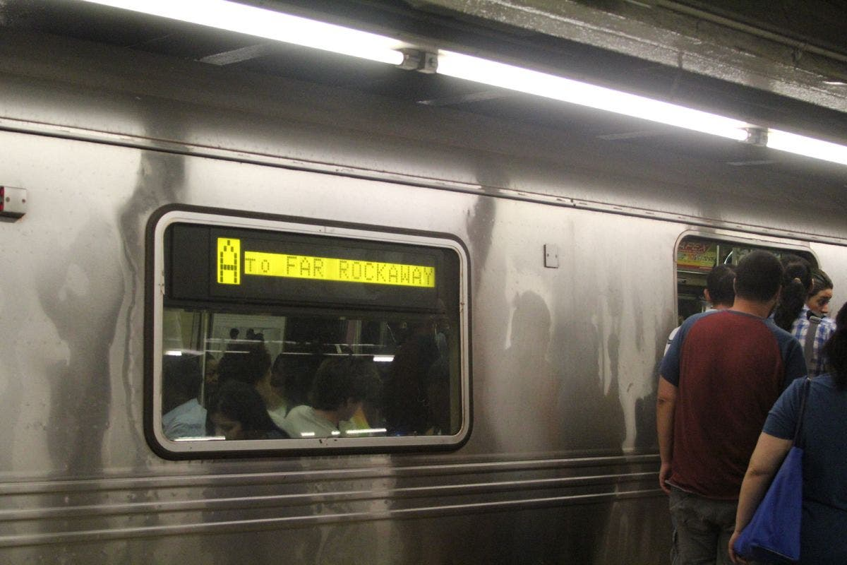 NYC Weekend Subway Service Changes for Oct  15-16 | New York