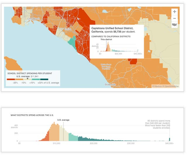 CUSDWatch - Education Week Interactive Map Per-Pupil ...