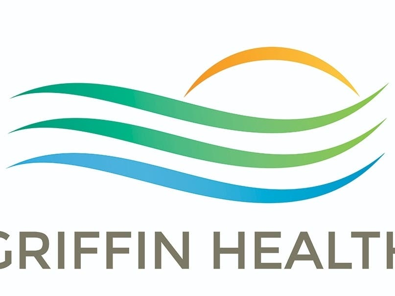 (Griffin Hospital) logo