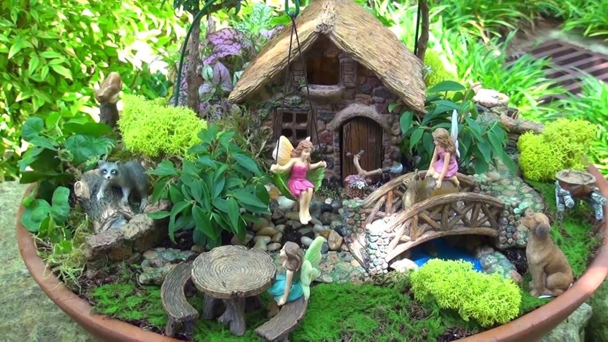 Feb 3 Fairy Gardens Planning For Spring La Grange Il