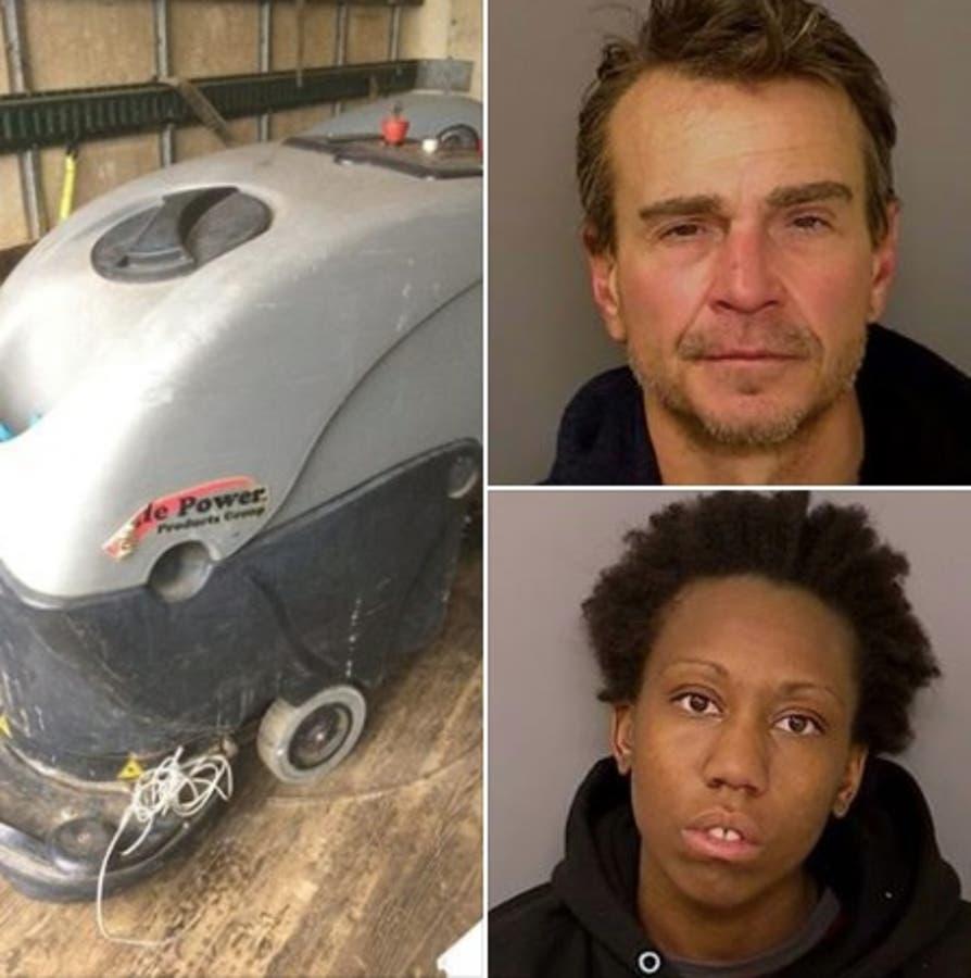 Suspected Storage Unit Burglars Arrested In Santa Cruz County