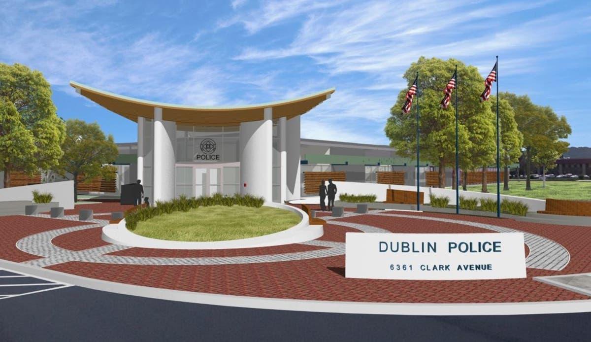 City Council Approves New Dublin Police Station | Dublin, CA