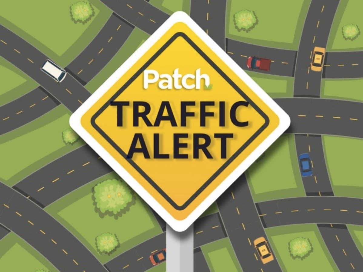 Wind Prompts Traffic Advisory On I-580: CHP   Livermore, CA Patch