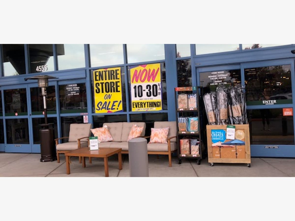 Orchard Supply Hardware Store Closing Sales Start In California