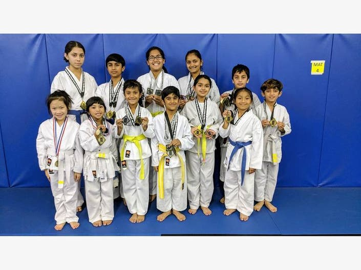 Tri-Valley Karate Students Compete In Annual Karate Championships