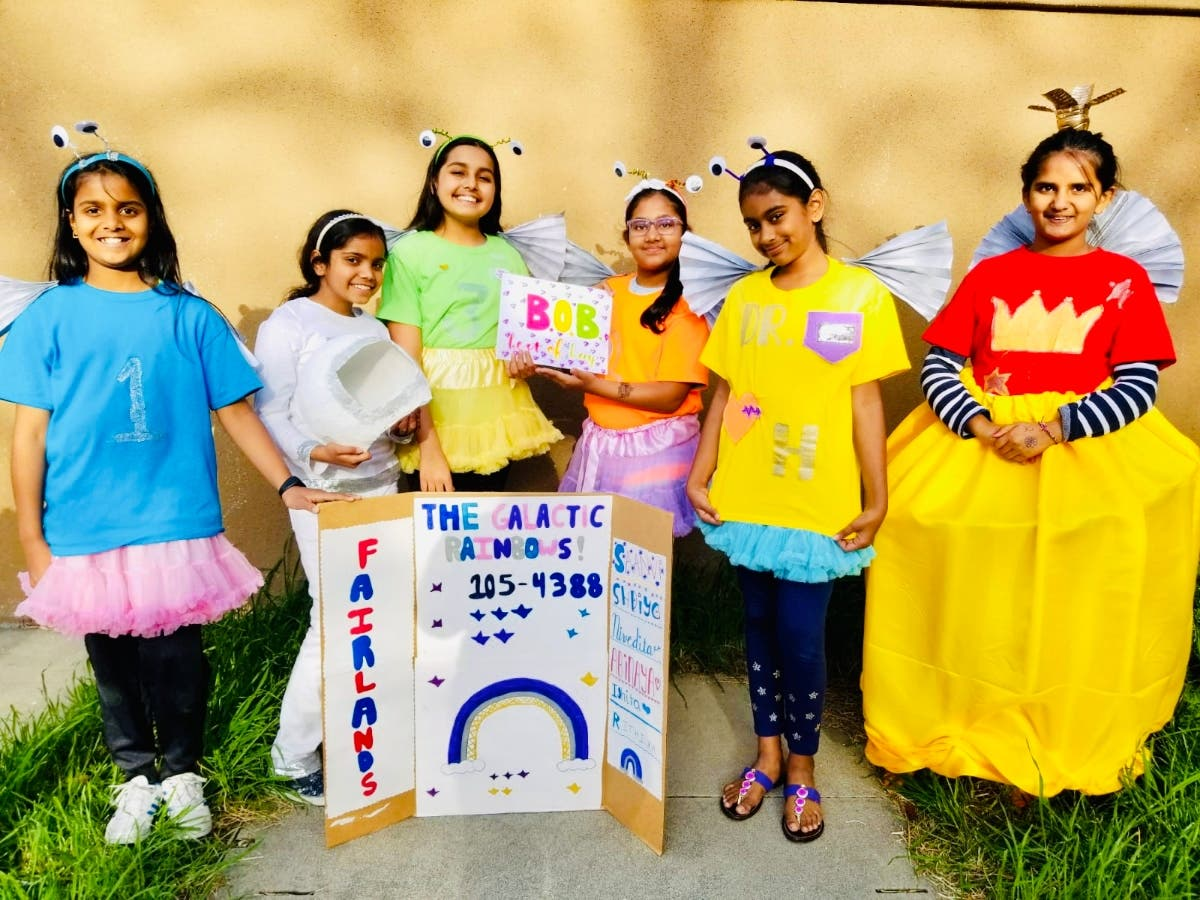 Pleasanton Students Take 3rd In Destination Imagination