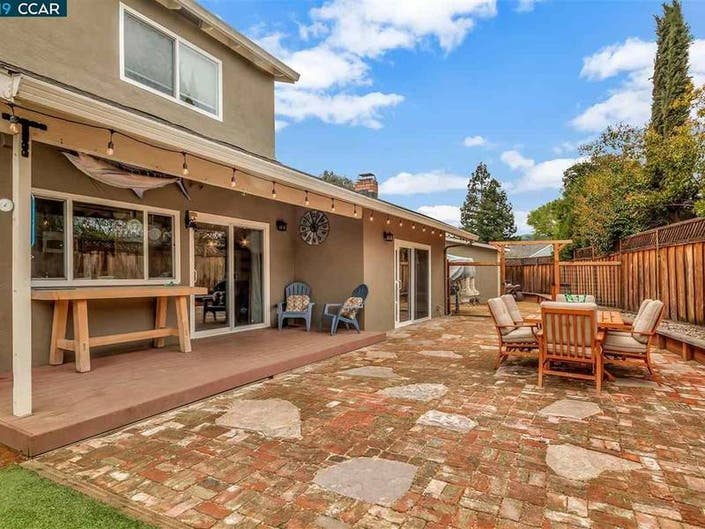 Remodeled Home In San Ramon Has RV, Boat Parking