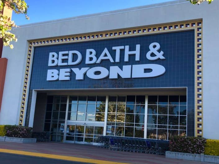 Bed Bath & Beyond Closings: Will Calif. Locations Be Affected?