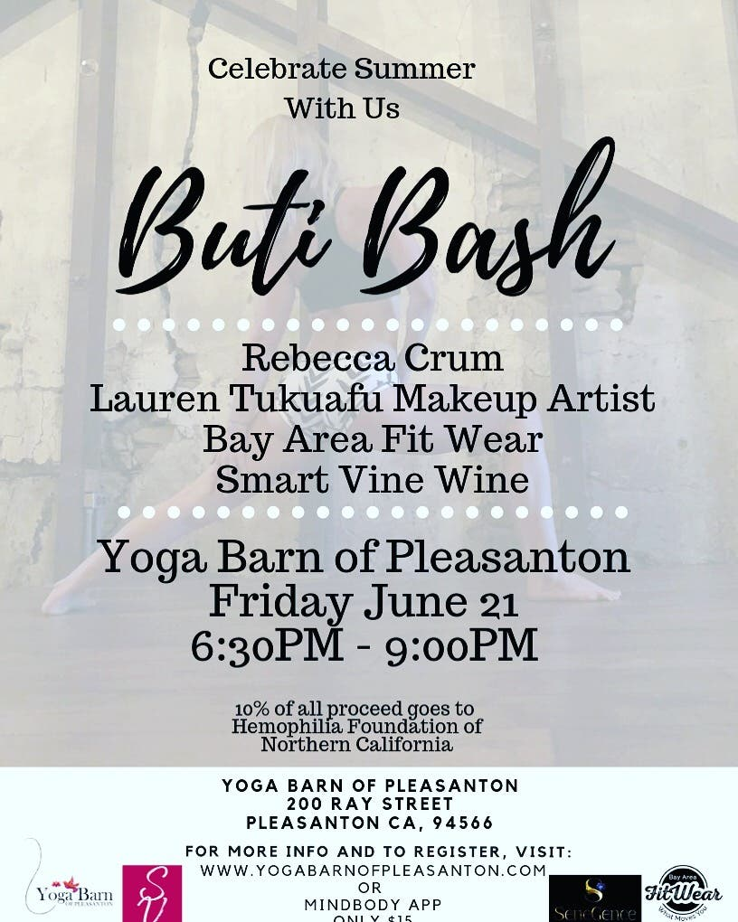 Yoga Barn Fundraiser Will Benefit Those Suffering From