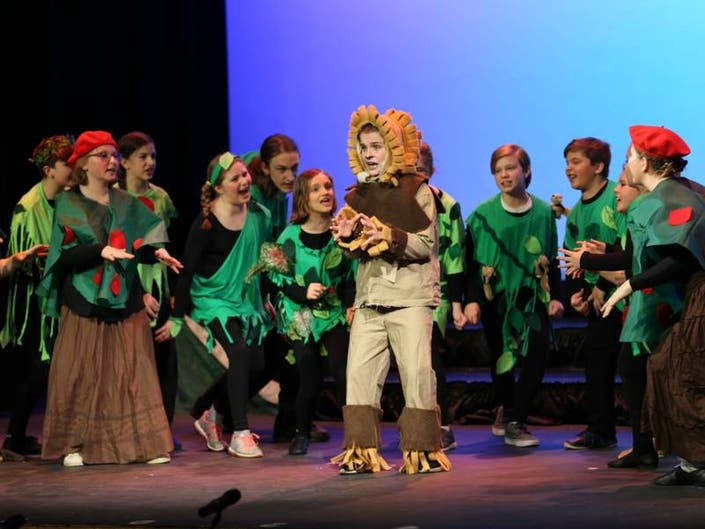 Willy Wonka, Jr. Takes the Stage at Cutting Hall This Weekend