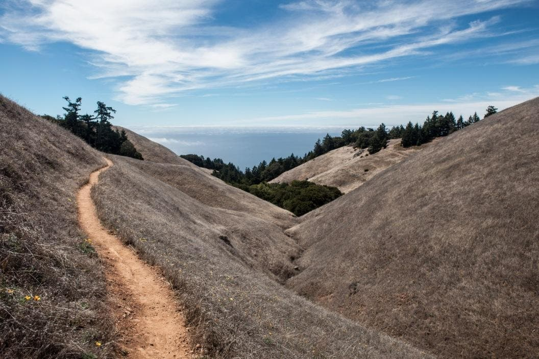 Amazing New Map Details Nearly Every Single Hiking Trail in