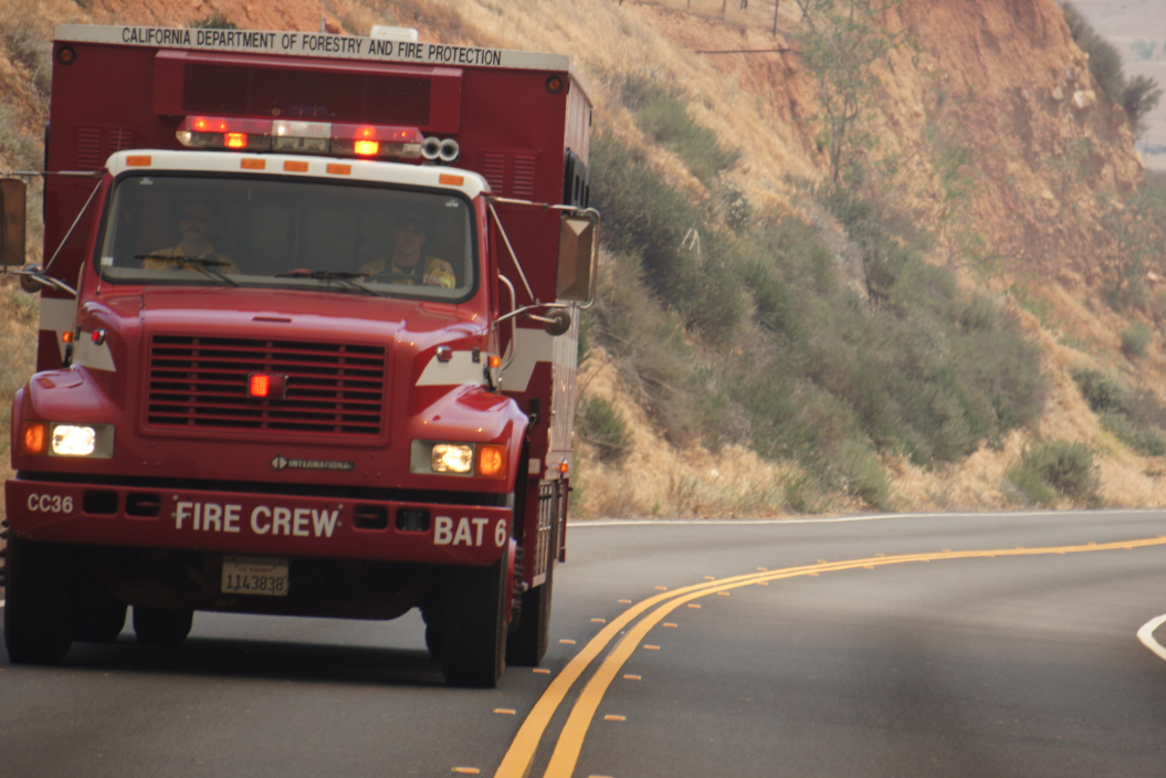 Some Evacuations Lifted, Interstate 15 Reopens in Cajon Pass