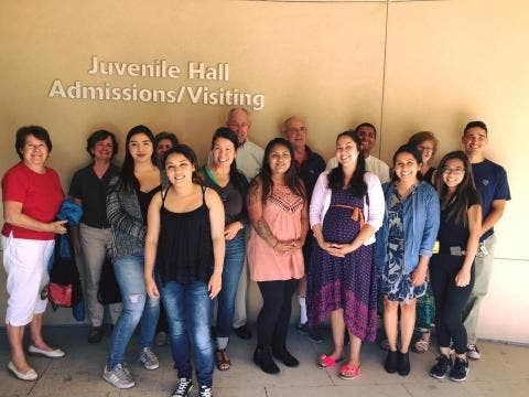 San Mateo County's Probation Department, Community Partners
