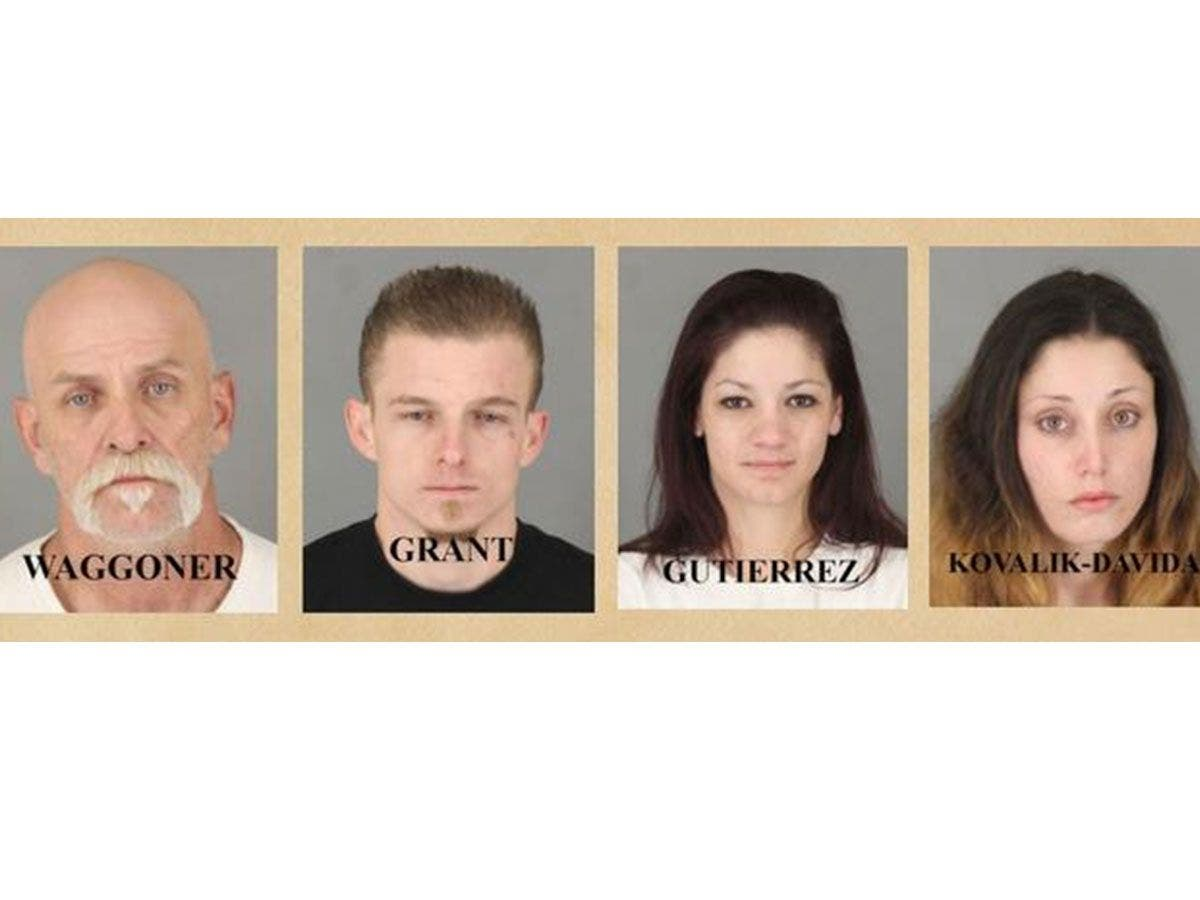 Four Arrests In Two Hours: Murrieta Police Detail