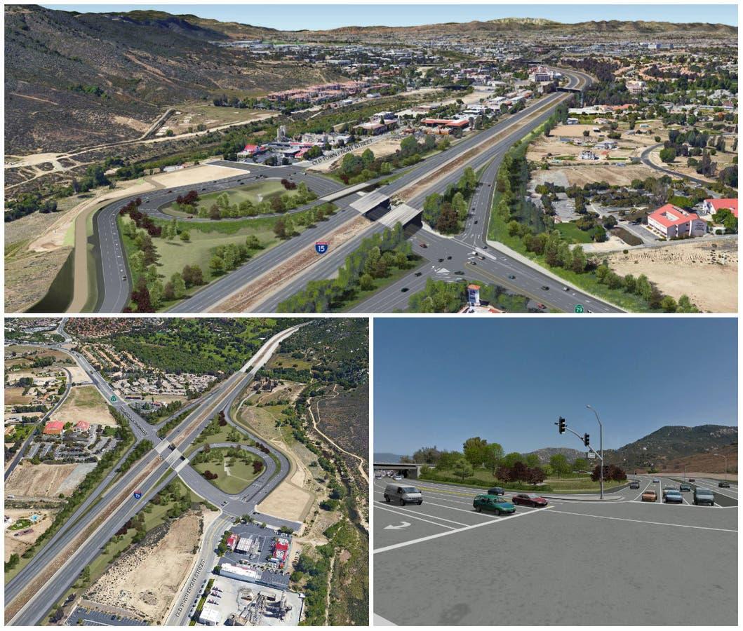 Major Changes Coming To Temecula Traffic: Interchange
