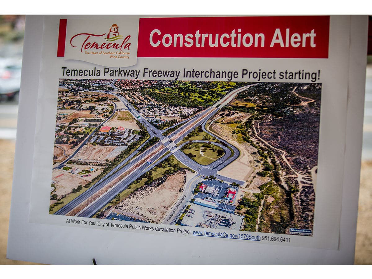 Major Changes Coming To Temecula Traffic: Interchange