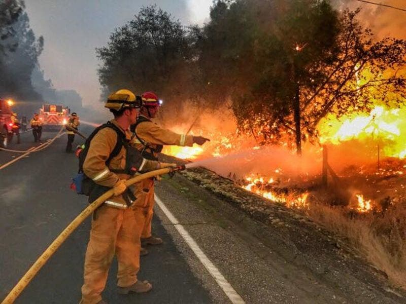 current ca fires  240 000  acres burned by 13 major