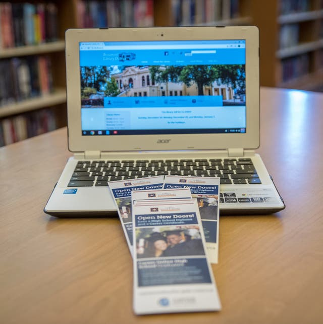 Opportunity Knocking At Beaumont Library: Career Online H ...