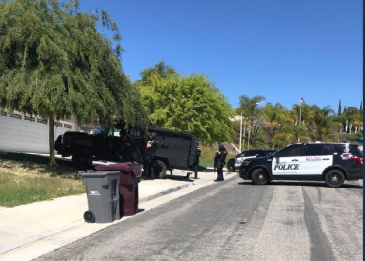 Murrieta PD Arrests 2 Following Neighborhood SWAT Scene