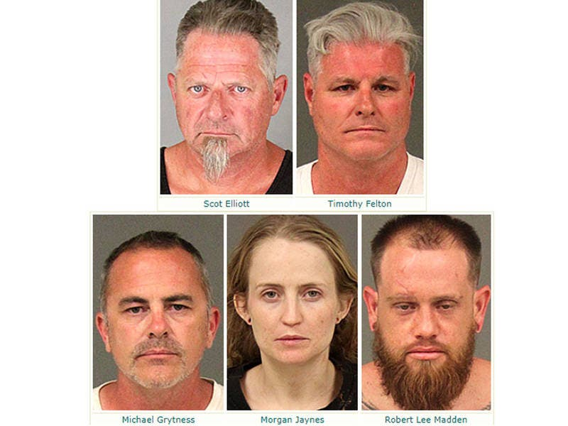 Temecula Coke House: Police Bust Alleged Cocaine Op, Buyers