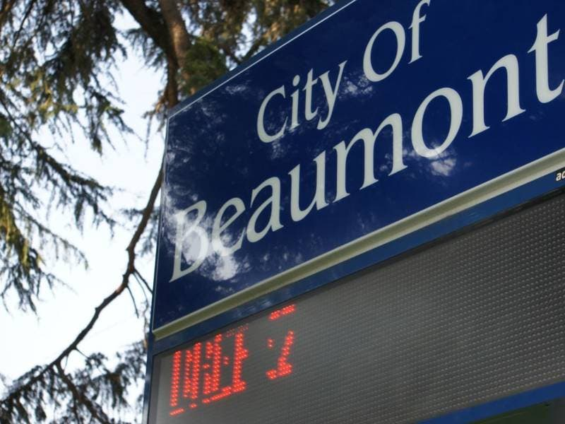 Beaumont: We're Offering Police 'Market Competitive Pay