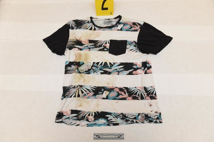 7716ec753 Distinctive' Shirt May Be Key To IDing Baby Found Dead Off I-15 ...