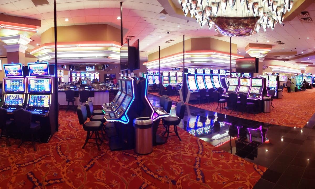 casino morongo venue