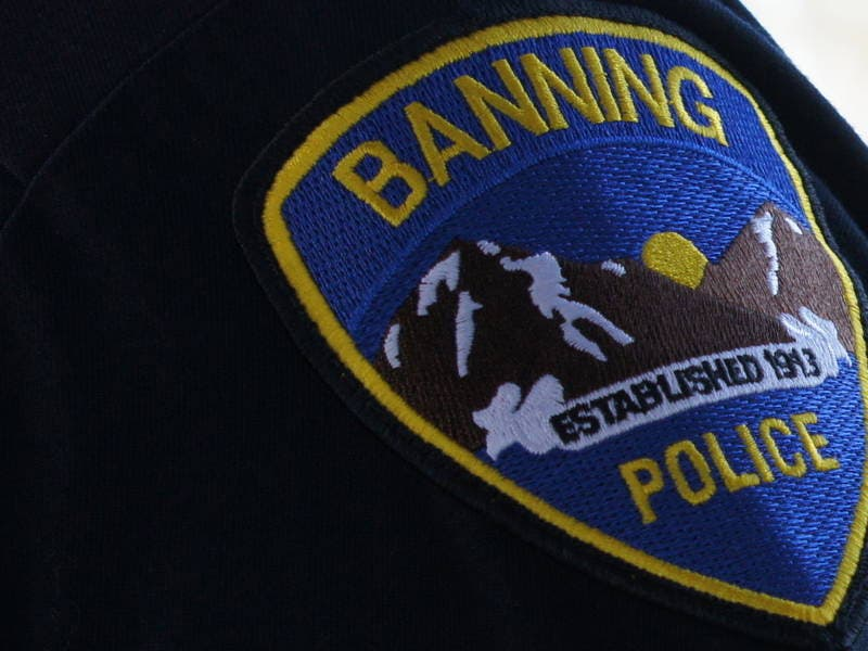Deadly Banning Officer Involved Shooting Reported Banning Ca Patch