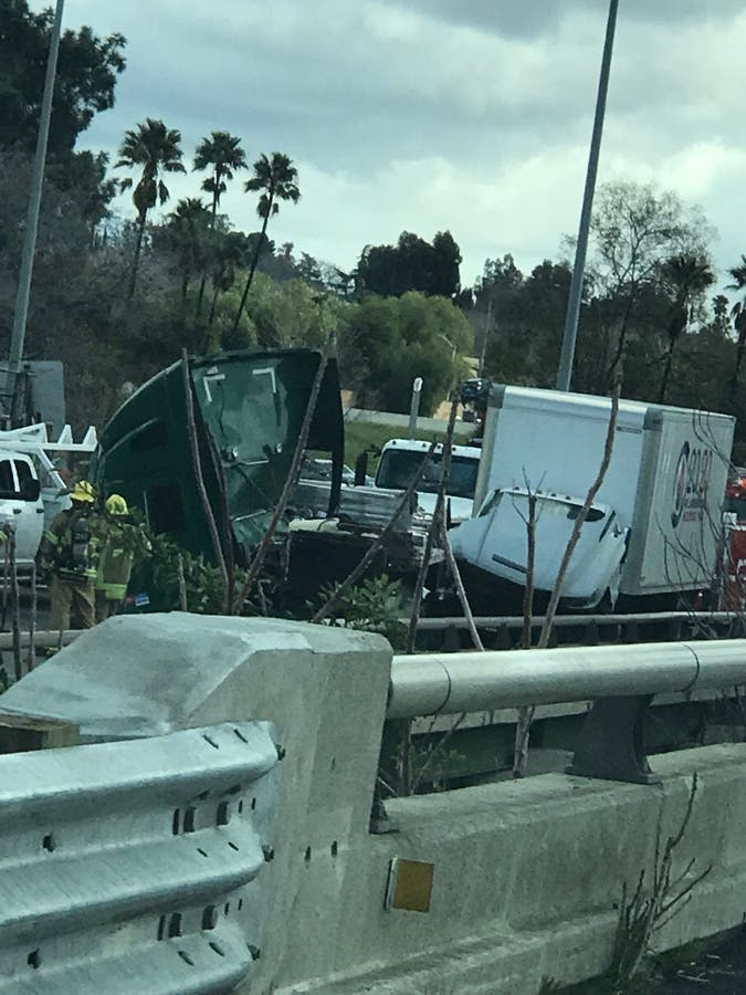 Major Crash Temporarily Shuts Down SR-60 In Beaumont | Banning, CA Patch
