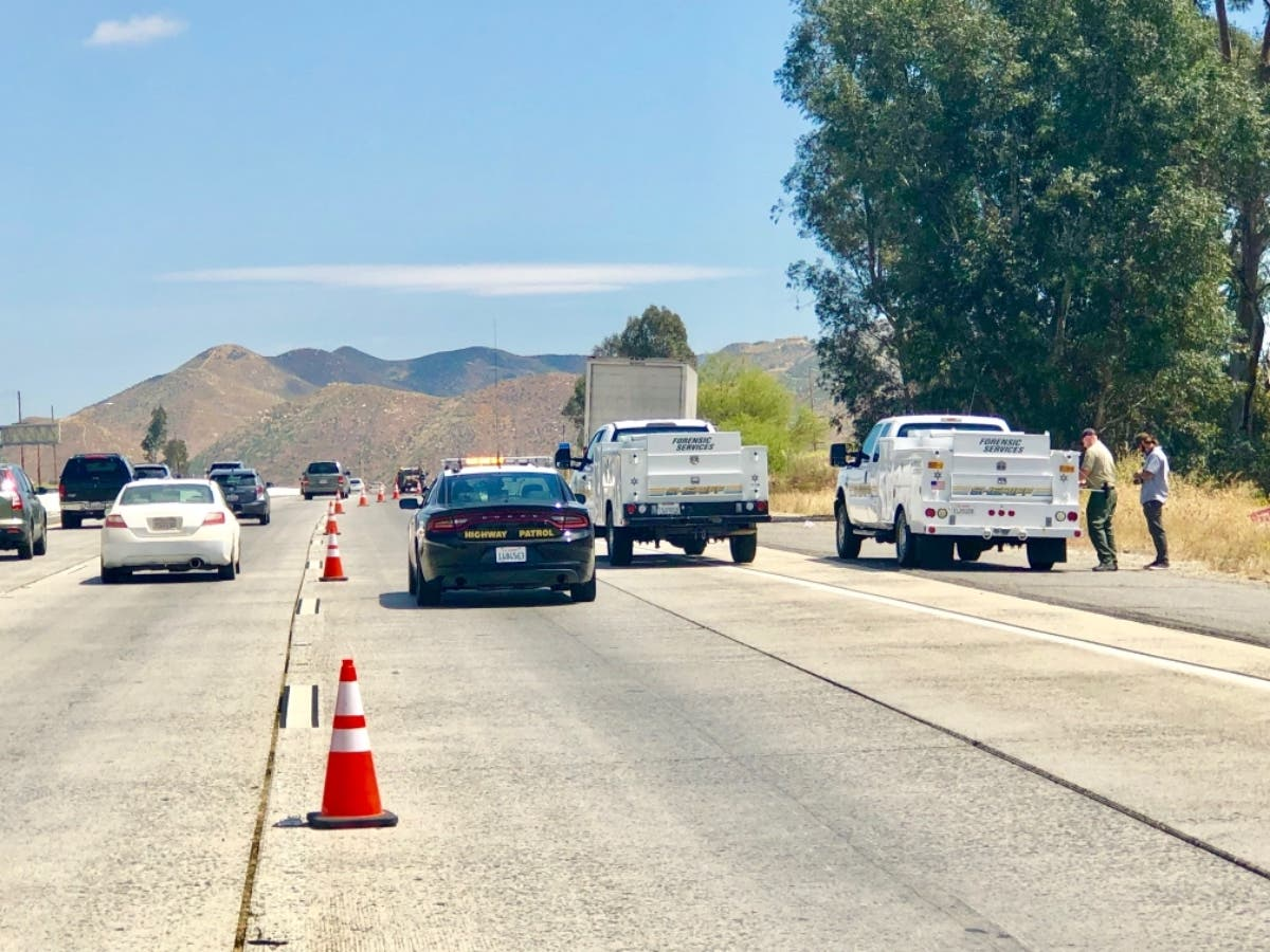 Man Found Dead In Box Truck On I-15: CHP | Lake Elsinore, CA Patch