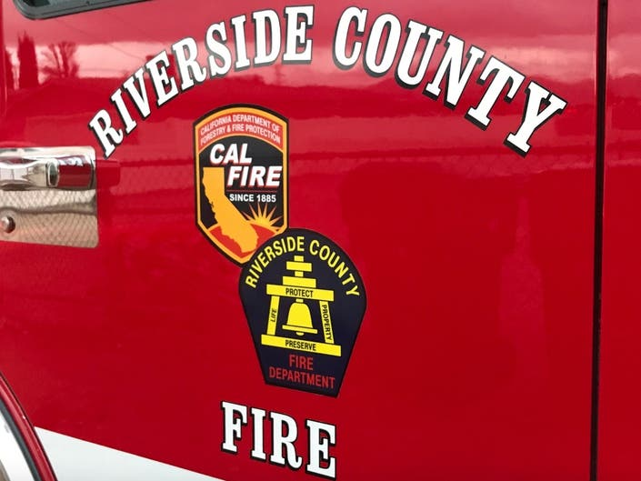4 Displaced In Lake Elsinore Area Fire