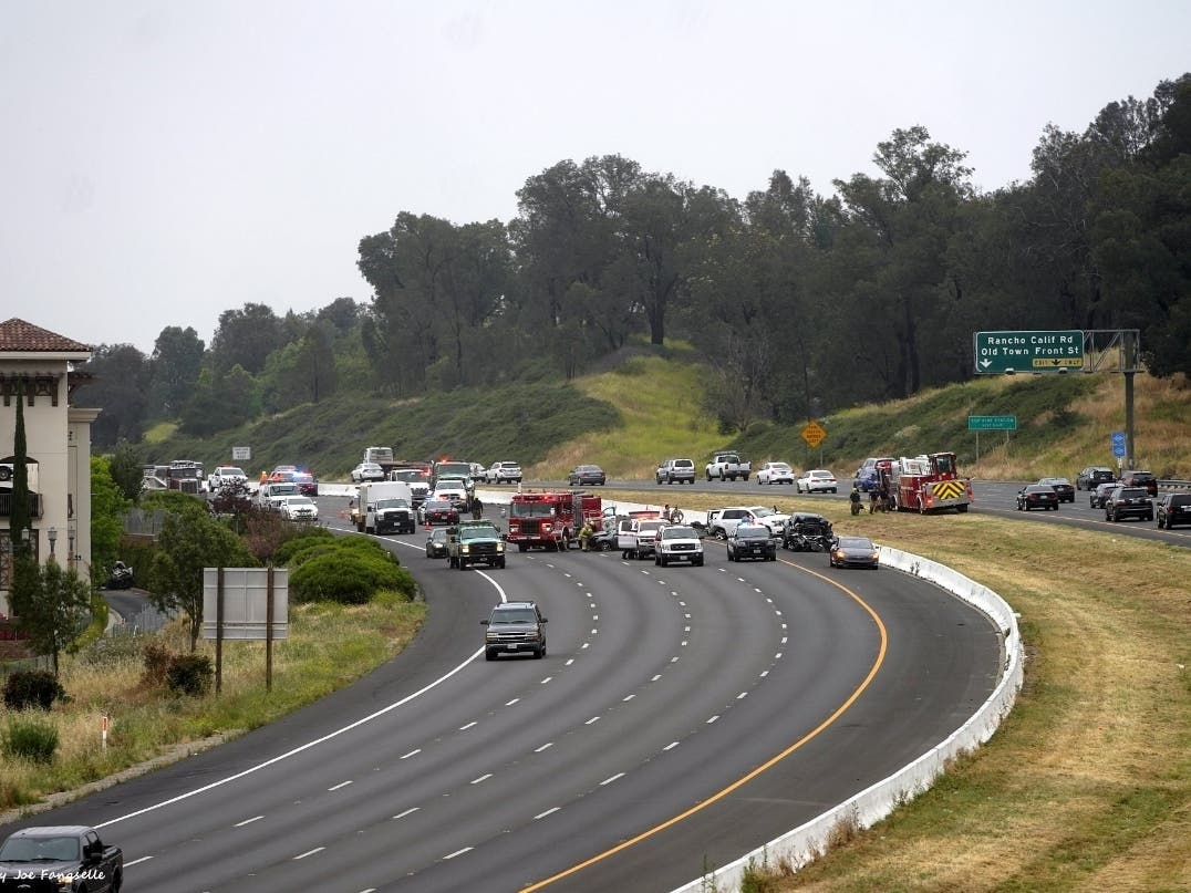 Victim Identified In Deadly Temecula Freeway Wreck